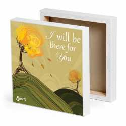 I will be there - Canvas