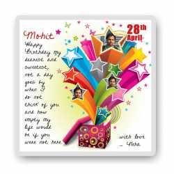 Birthday Poem-Magnet