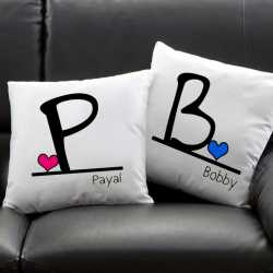 Couple Cushion (set of 2)