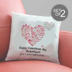 Valentine special cushions